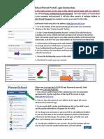 powerschool parent portal login instructions