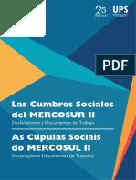 AA.VV. - Las Cumbres Sociales Del MERCOSUR II