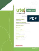 UTEL - Tarea 3 - Cálculo Diferencial e Integral