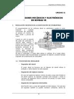 GOBERNADORES MECÁNICOS Y ELECTRÓNICOS