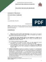 Res 001 - D - Art. 12.2 + 16 - Exp. 50-2016-041