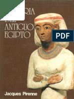 Pirenne Jacques Historia Del Antiguo Egipto Tomo III