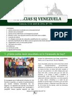 Noticias SJ Nº 770