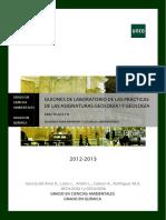 UNED - Guión Práctica I y II Para Imprimir