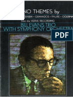 Claus Ogerman - Jazz Transcriptions On Bach_ FaurãƒÂ©_ Chopin_ Etc (Bill Evans Trio)