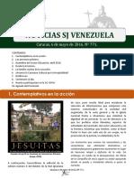 Noticias SJ Nº 771
