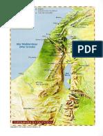 070 - Bíblia de Estudo - Mapas Das Regiões Bíblicas