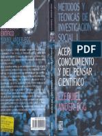 Ander Egg MetodosTecnicasInvestigacionSocialFinal