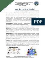 Normas de Control Social