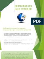 (César) Operatividad Del Comercio Exterior