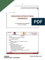 Geologia estructural avanzada Manual 1