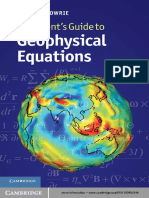 A Student's Guide to Geophysical Equations (W. Lowrie 2011).pdf