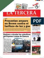 Diario La Tercera 09.06.2016