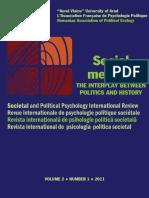 Revista Internacional de Psicología Societal (Francia, Pp. 127-139)