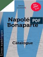 Catalogue Ligaran Epub Napoleon Ier