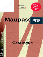 Catalogue Ligaran Epub Maupassant
