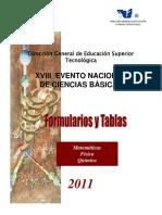 Formulario 2011