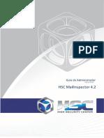 Antispam for Zimbra - HSC MailInspector - Guia de Administração v.4.2