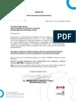 Anexo 5a Carta Compromiso Subcontratista