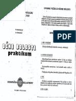 Oftalmologija - praktikum