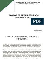 Cascos de Seguridad Para Uso Industrial (2)