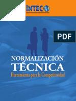 Folleto de Normalización INTECO