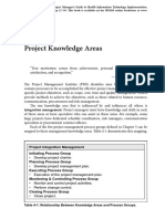 Code 69_Project Knowledge Areas_in Houston Book_HIMSS_2011