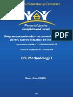 EFL Methodology I