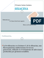 Levofloxacina Henry
