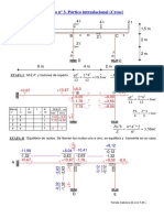 Portico Intraslacional Matricial