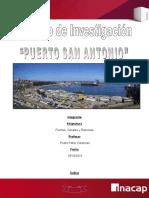 Trabajo Puerto San Antonio