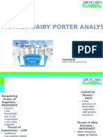 Mother Dairy Porter