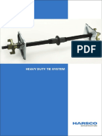 Heavy Duty Tie System