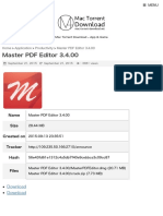 Master PDF Editor 3.4.00 | Mac Torrent Download.pdf