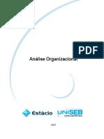 Livro Proprietario - Analise Organizacional