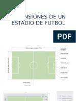 Dimensiones de Un Estadio de Futbol