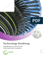 TechnologyRoadmapHighEfficiencyLowEmissionsCoalFiredPowerGeneration WEB Updated March2013