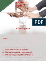 Sistemul de Asigurare Pentru Pensii II