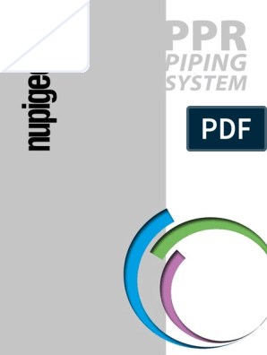 Ppr Piping System Catalog_en | Corrosion | Thermal Insulation