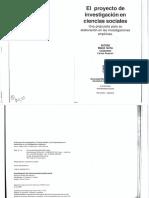 Grillo - El Proyecto de Investigación