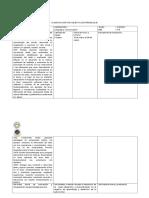 Planificación Por Objetivo de Aprendizaje Nb4 Unidad1 Lenguaje y Comunicación