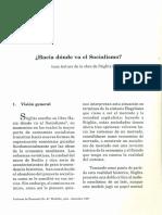 una lectura de la obra de Joseph Stiglita hacia donde va el socialismo.pdf