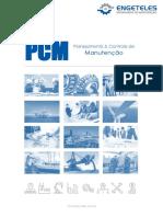 E-book PCM - Planejamento e Controle de Manutenção