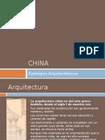 CHINA - Arquitectura