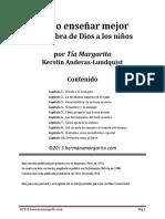 Manual Maestros Escuela Dominical Cristiana