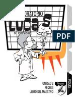 Laboratorio de  Lucas