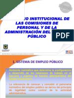 Diapositivas Capacitacion Comisiones Personal Talento (1)