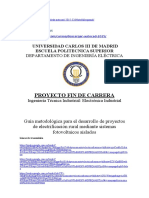 PFC - Guia Metodologica Fotovoltaica Rural Aislada