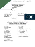 Ken Paxton motion to dismiss SEC case