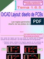 Diseño de una PCB